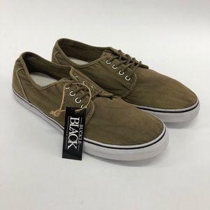 🎀ONLY 1 LEFT🎀 Buckle Black Men's Tennis Shoes